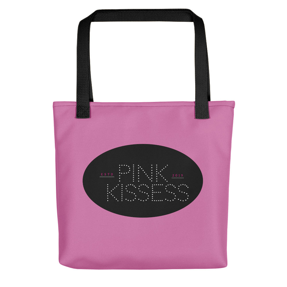 Pink Kissess Tote bag