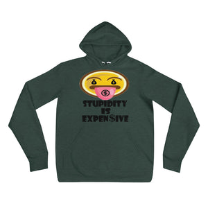 Generation Text Hoodie-Expensive