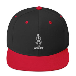 Poverty Proof Snapback Hat