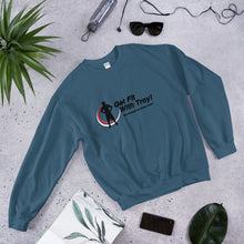 Get Fit With Troy Gildan Sweatshirt