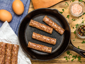 Pastured Pork Breakfast Sausage Links