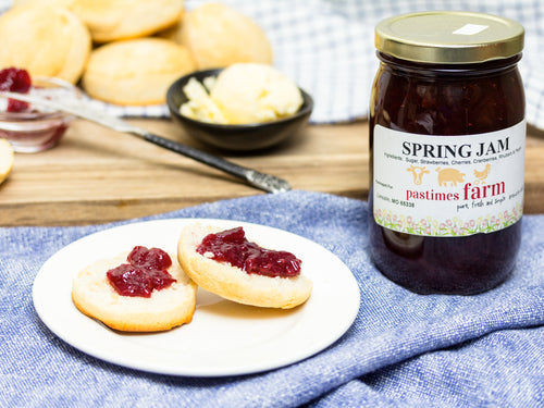 Homemade Spring Jam