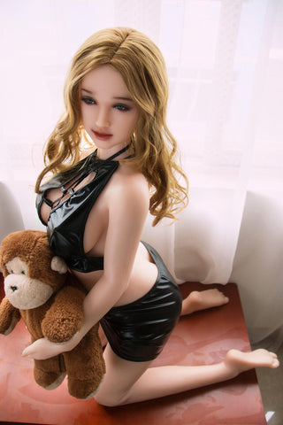 Sange Silicone :145cm-Soft skin Sex Love Doll