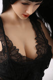 Sange TPE: 145cm Sex Doll with Black Silk