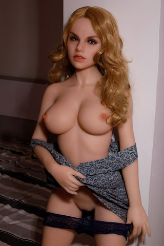 165cm 5.4ft-#7 Taylor Sex Love Doll Silicone Entity Body Mouth Vagina Anal Lifelike Sex Real Love Toy