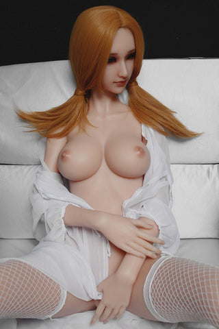 165cm 5.4ft-1#-2 Taylor Sex Love Doll Silicone Entity Body Mouth Vagina Anal Lifelike Sex Real Love Toy
