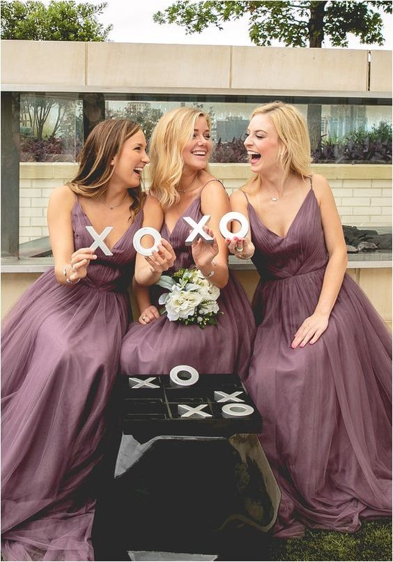 The Best Bridesmaid's Dress Colors For Fall Wedding