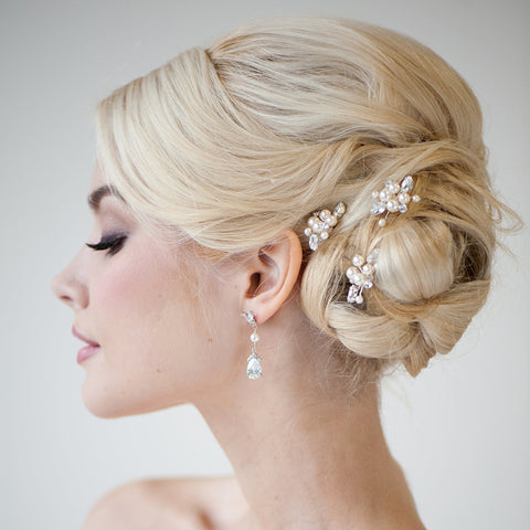 How To Choose The Right Hairstyle For Your Wedding Party Oktypes