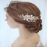Stunning Custom-Made Wedding Headpiece, Bridal Headpiece, VB0597