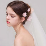 Sweet Bride Headpiece, Wedding Accessories, Wedding Headpiece, VB0609