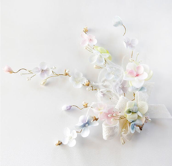 Charming Flower Headpieces, Bridal Headpieces, Wedding Headpieces, Wedding Accessories, VB0666