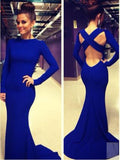Mermaid Prom Dress, Long Sleeves Prom Dress, Sexy Prom Dress, Formal Prom Dress, Pretty Prom Dresses, Evening Dresses, Long Prom Dress, Prom Dresses Online, TYP0002