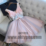2018 Homecoming Dress, Sexy A-line Short Prom Dress Party Dress, TYP0688