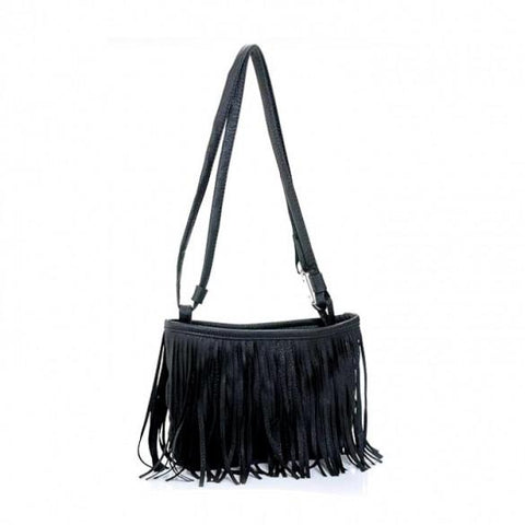 2015 New Arrival Hotsale Women's Tassel Shoulder Bag Cross Handbag