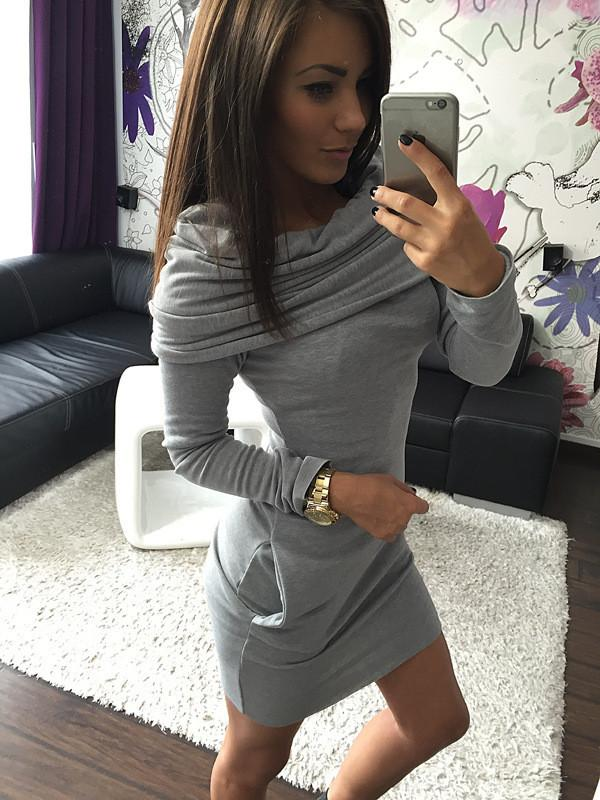 Long Sleeves Bodycon Hooded Short Sweater Activewear - MeetYoursFashion - 10