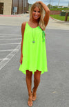 Women Sexy Casual Chiffon Sleeveless Back Hollow Solid A Line Short Dress - Shoes-Party - 5