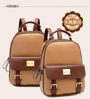 Girls PU School Travel Backpack Bag - MeetYoursFashion - 5
