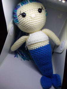 Crochet Mermaid Dolls