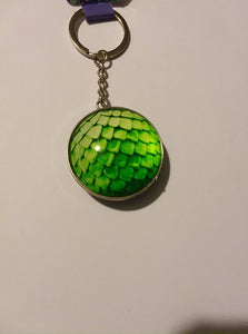 Dragon Egg Key Rings