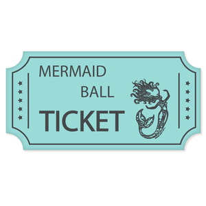 Mermaid Competitors Pass