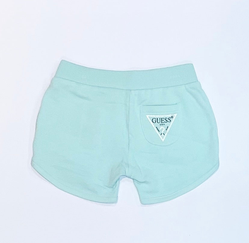 Guess Mint Green Shorts
