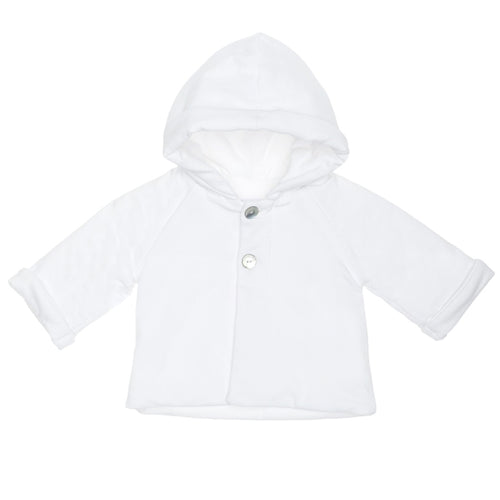 Laranjinha White Jacket