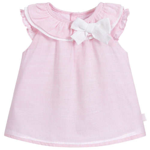 Tutto Piccolo Pink Dress and Briefs
