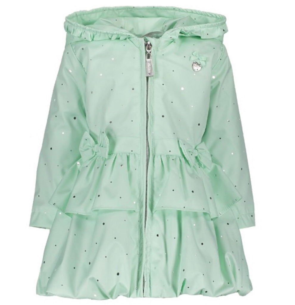 Le Chic Mint Green Baby Jacket