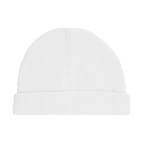 Rapife White Cotton Hat