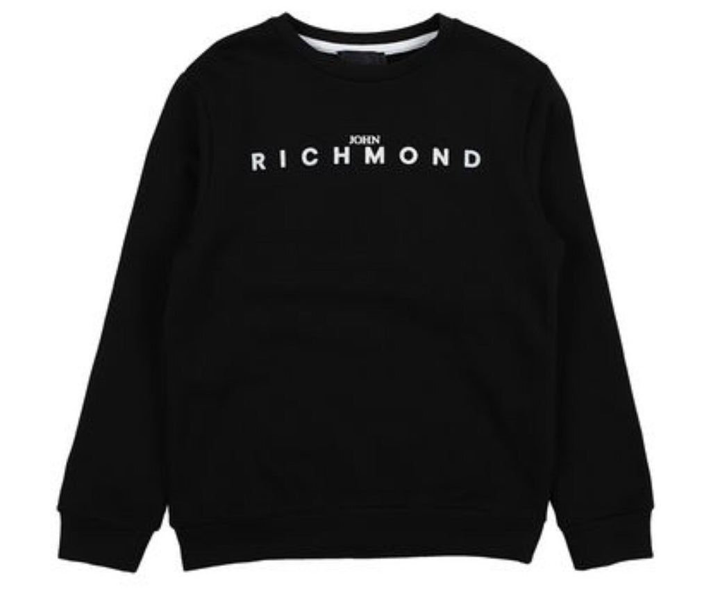 John Richmond JR Black Sweatshirt