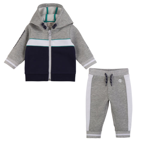 Timberland Baby Grey Tracksuit