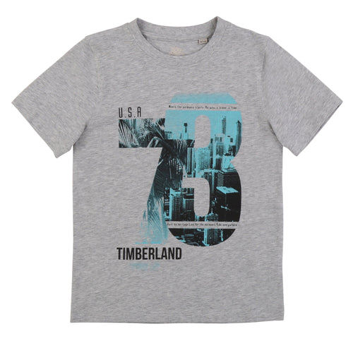 Timberland Grey T-Shirt