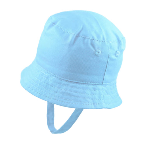 Boys Blue Summer Hat
