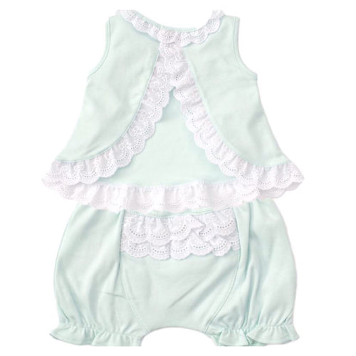 Kissy Kissy Mint 2 Piece Set
