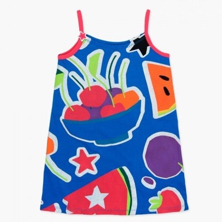 Boboli Girls Fruit Dress