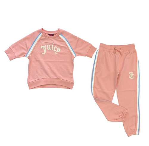 Juicy Couture Peaches and Cream Jogger