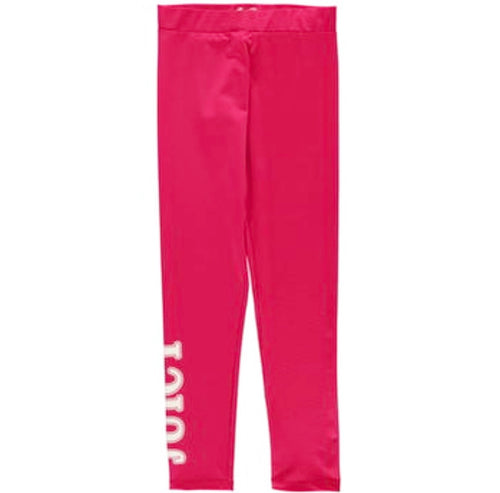 JUICY By Juicy Couture Bright Rose Branded Leggings