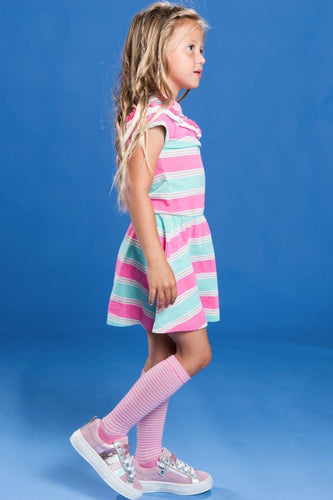 Mim-Pi Stripe Dress