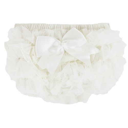 Couche Tot Ivory Tutu Knickers