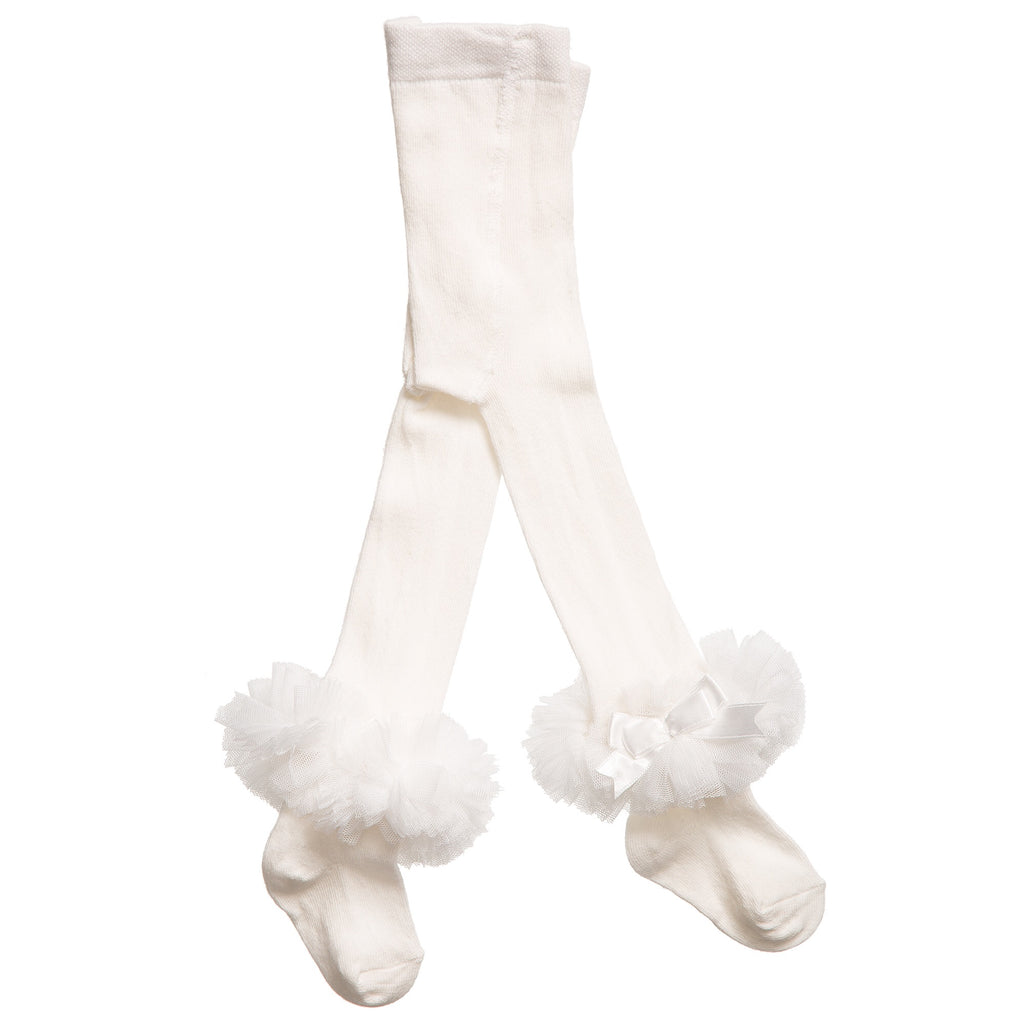 Couche Tot Ivory Tutu Tights