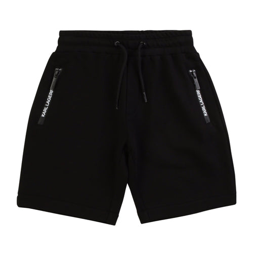 Karl Lagerfeld Black Shorts