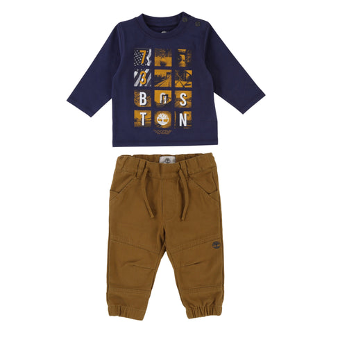 Timberland 2 Piece Set
