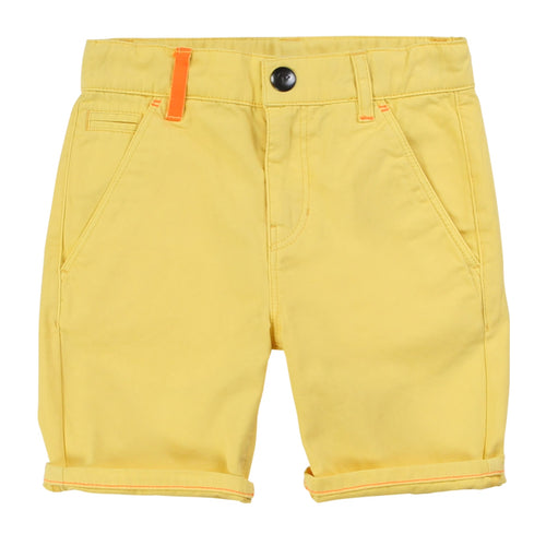 Billybandit Yellow Shorts