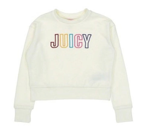 JUICY By Juicy Couture Snow White Sweatshirt