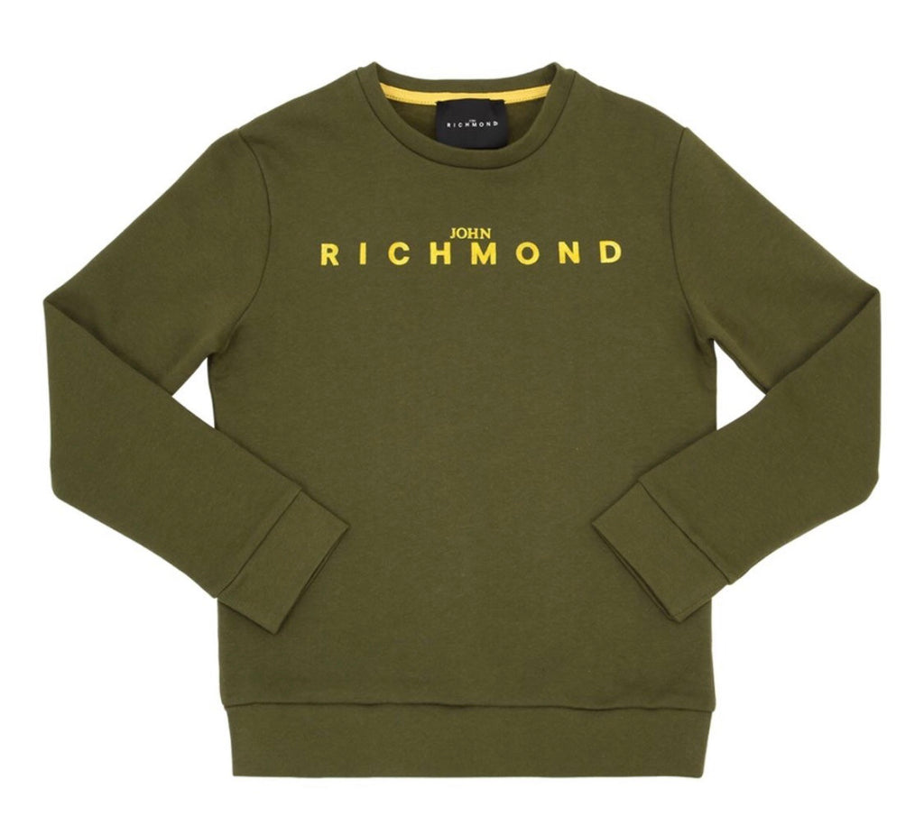 John Richmond JR Khaki Sweatshirt