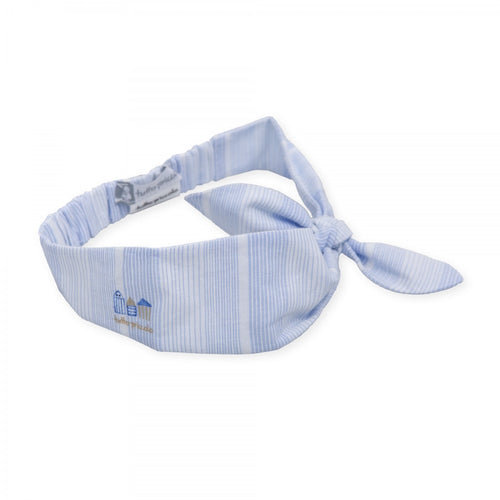 Tutto Piccolo Blue House Print Headband