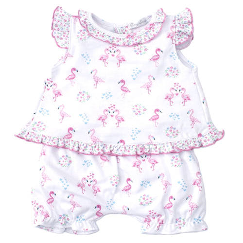 Kissy Kissy Flamingo 2 Piece Set