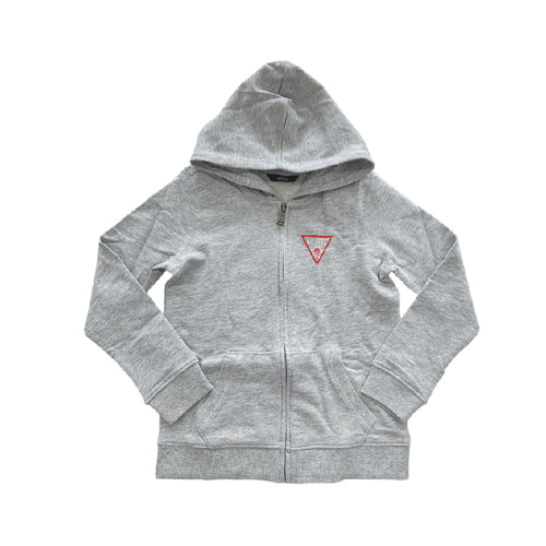 Guess Grey Logo Jacket