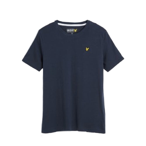 Lyle&Scott JR Navy Stripe T-Shirt