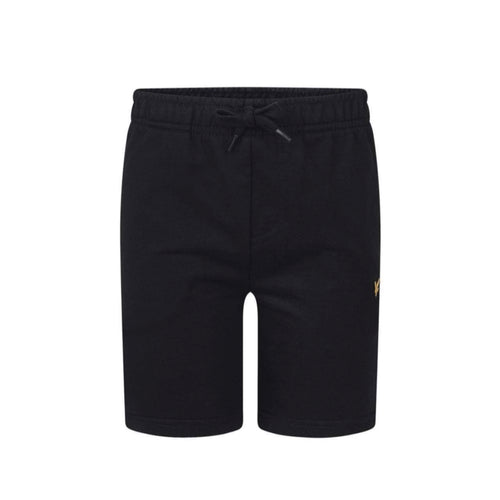 Lyle&Scott JR Black Logo Shorts